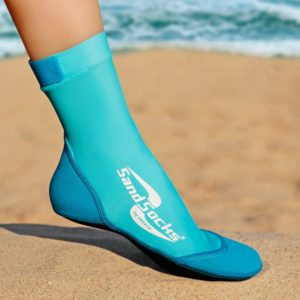 Vincere classic high top sand socks