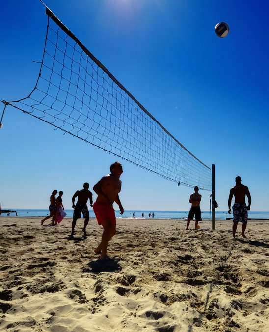 "Putting it all together – a ""How to Beach Volleyball"" guide"