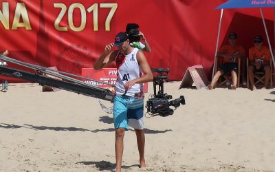 Dalhausser ready to go for Tokyo 2020