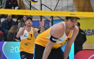 Brouwer/Meussen win CEV European Masters