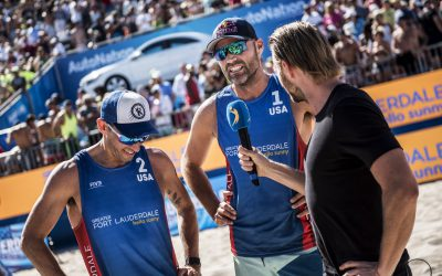 Lucena/Dalhausser unbeatable at Fort Lauderdale – Brazilian women dominate first Major in 2018