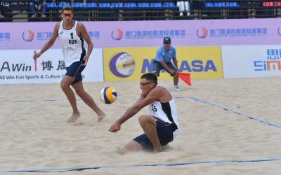 Strong Russian teams with gold and silver at Xiamen – another win for Pavan/Humana-Paredes