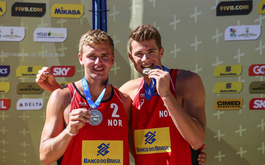 Young Norwegians challenge Brazil at Itapema Open