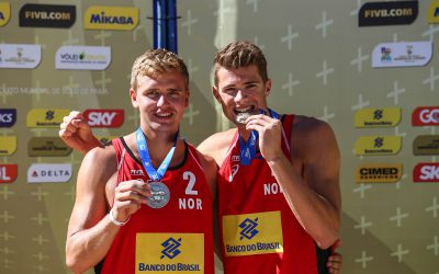 Young Norwegians challenge Brazil at Itapema Open