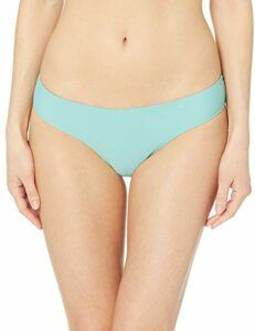Rip Curl Women's Classic Surf Hipster Cheeky Coverage Bikini Bottom