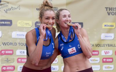 Canadians Bansley/Wilkerson and local heroes Kantor/Losiak take Warsaw gold