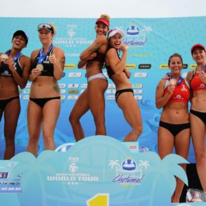 FIVB 3-star event in Chetumal (Mexico)