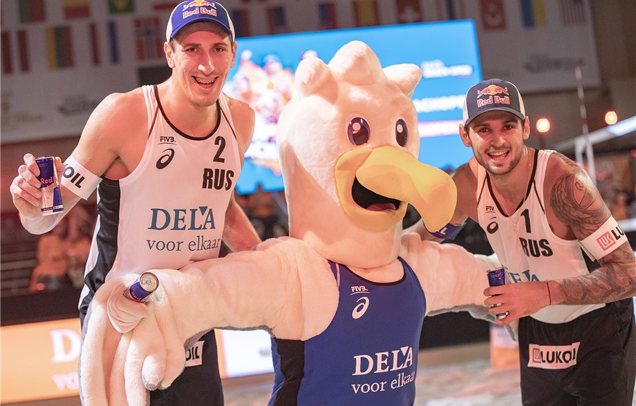 FIVB World Tour 2019 The Hague