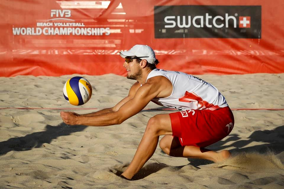 Piotr Kantor – Hurry up beach volleyball from Poland