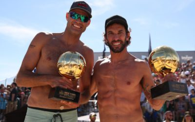 Dalhausser/Lucena win first AVP gold in 2019 – A-Team dominates