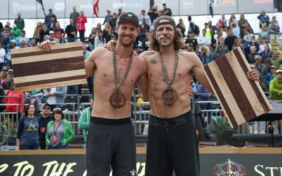 Larsen/Stockman in World Champs shape win AVP Seattle – Casebeer/Schalk's first title