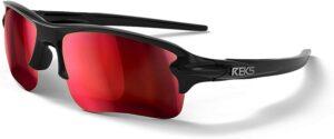 REKS Optics Polarized Sling Blade Sunglasses