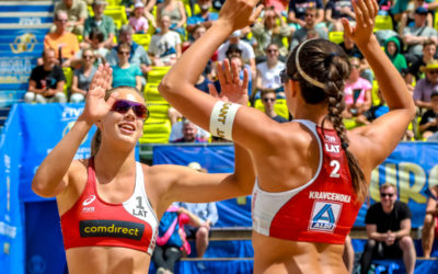 Latvian youngsters top women's Pool B and advance as number two seeds