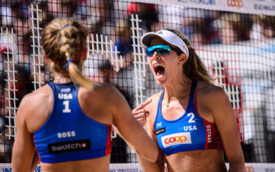 A-Team with Gstaad gold – Vikings smiling again