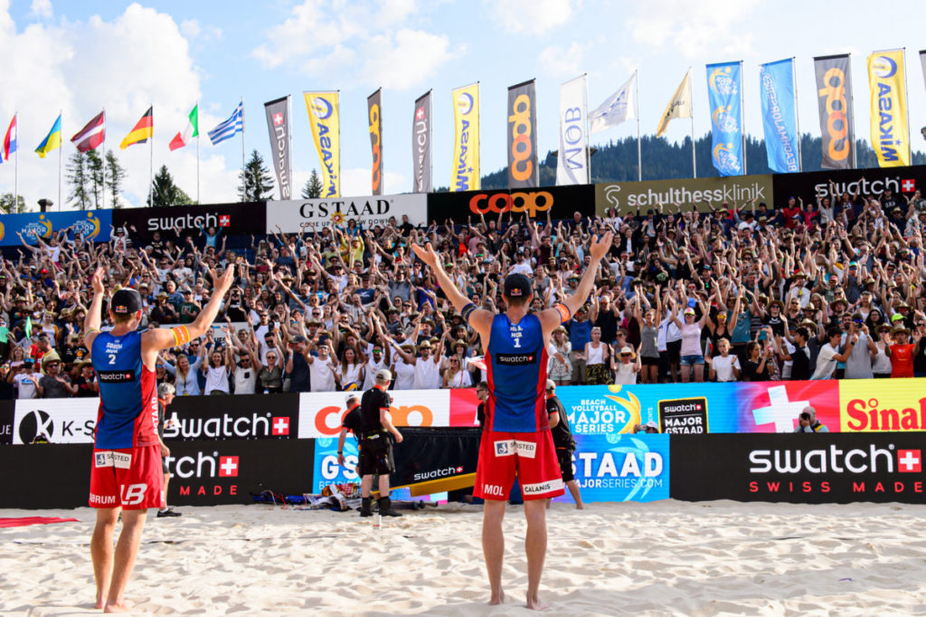 Beach Major Series Gstaad