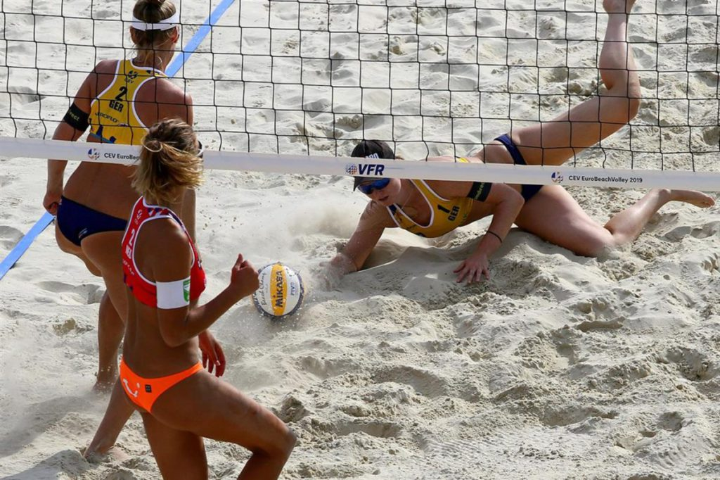 2019 CEV Beach Volleyball European Championship