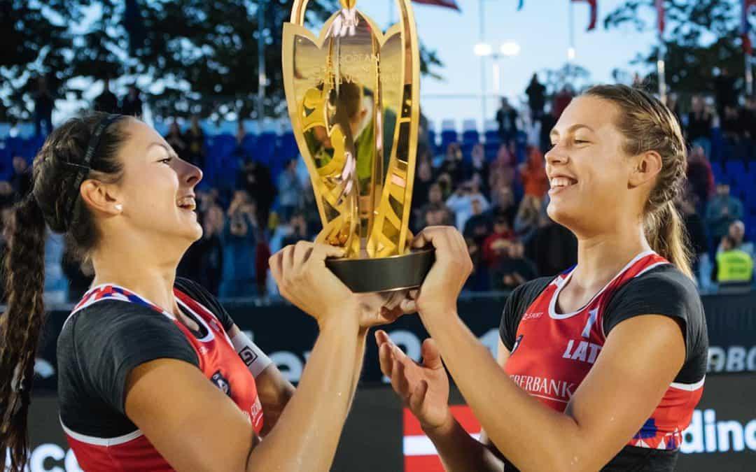 CEV European Championship – Jurmala (LAT)