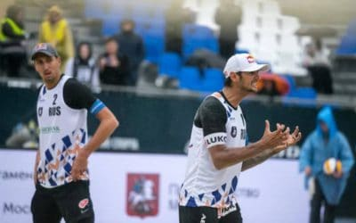 Russian world champs knocked out on home turf – Stubbe/van Iersel strong