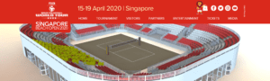 Singapore Beach Open 2020 (SGP) - cancelled