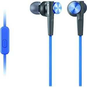 sony ear headphones