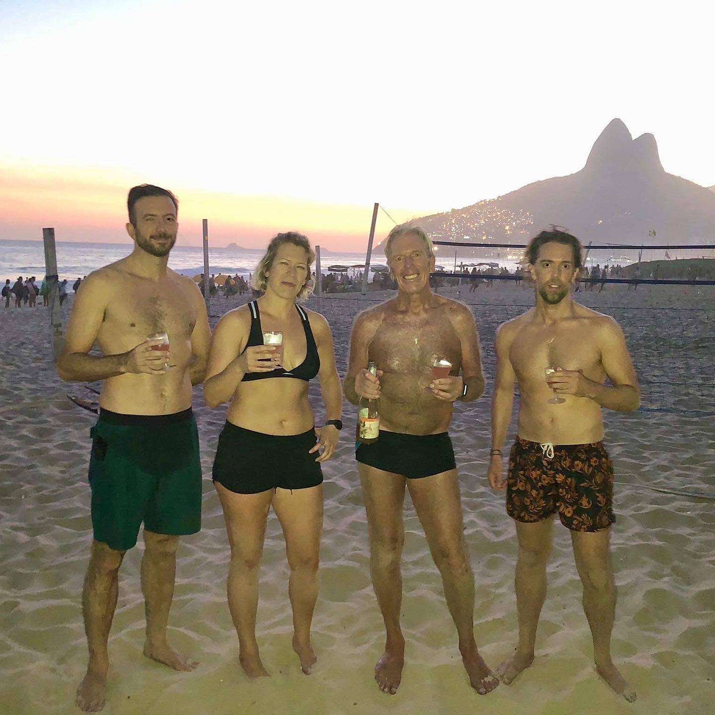 top beach volleyball spots