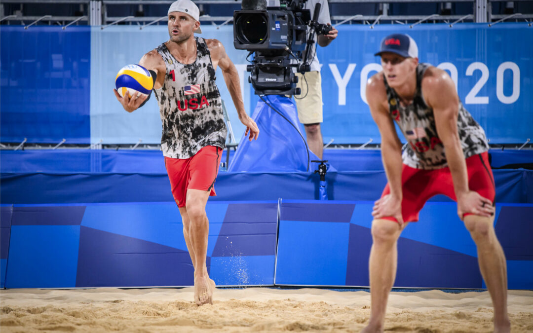 Tokyo knock-out round pairings set – Gibb/Crabb facing Germany's Thole/ Wickler